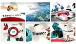 Arte -Thema -Scénographie numérique et habillage emission thema