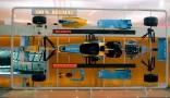 Conception générale de l'exposiiton F1 Franfort 2003. thème – contenu – dispositif.