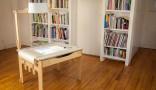 Conçu comme un meuble interactif mobile pour des usages multiples et enrichi de fonctionnalités propres au numérique, l'Établi Numérique est à la fois un outil pédagogique, un support de création...