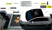 Design et suivi de fabrication de prototype d'une borne de recharge pour véhicules électriques. Elle associe une gestion dynamique du stationnement, un système de recharge pour véhicule électrique pré-équipé pour […]