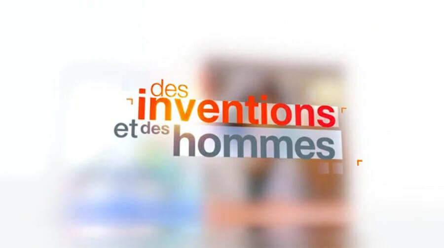 """FabWall dans l'émission """"Des inventions et des hommes"""""""