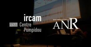 Nodesign et l'IRACM Centre Pompidou ont gagné un appel à projets ANR avec un nouvau projet autour de la musique .