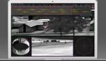 L'application Cyclope est un logiciel de surveillance civile pouvant s'étendre sur un grand périmètre, que ce soit sur la terre ou sur la mer. Il est connecté à une caméra...