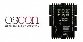 WeIO sera presenté à OSCON à Portland dès 20 à 24 juillet 2014.