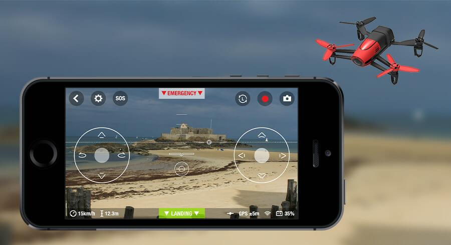 Application plateforme dédiée au pilotage desDrones Parrot: Bebop, Jumping Sumo et Rolling Spider. Le défi était de concevoir une application modulable et dynamique de pilotages pour les 3 drones :...
