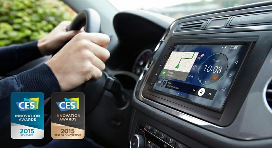 RNB6 est unInfotainment Navigation System (Systéme de navigation et de loisir) véritable système opératif de la voiture. Avec son écran interactif de haute qualité,son système de reconnaissance vocale et ses...