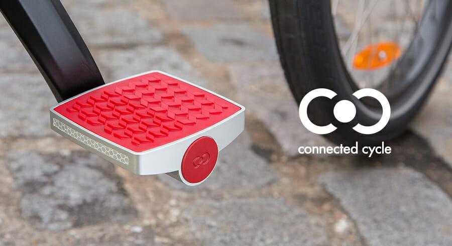 Smarted Pedal est une pédale de vélo connectée de Connected Cycle qui permet de garder une trace de ses déplacements et performances en deux roues. Mais également de prévenir le...