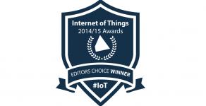 WeIO primé au concours pour le meilleur projet opensource en 2014.