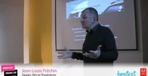 Conférence sur le « design comme art de l'expérience » par Jean Louis Frechin
