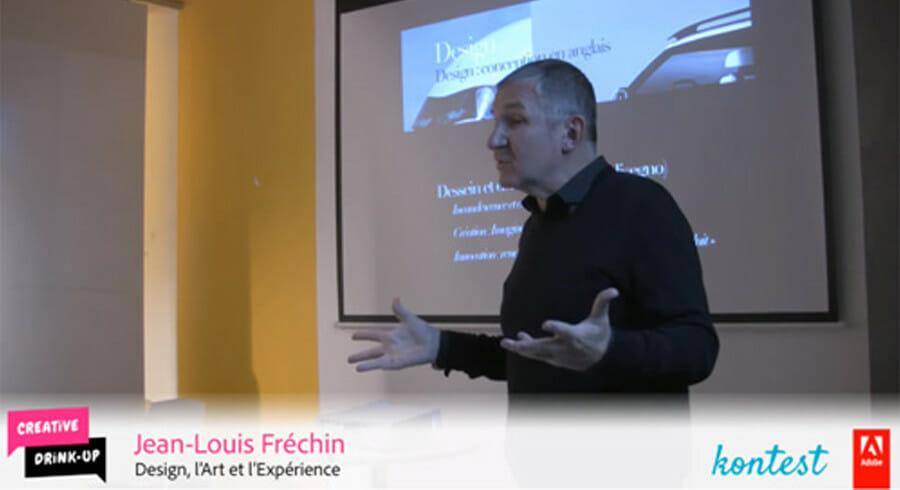 Conférence : Le Design comme art de l'expérience