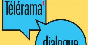 Le fondateur de Nodesign intervenant à la quatrième édition de Télérama Dialogue, au Théâtre du Rond-Point.