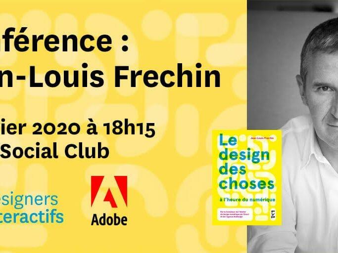Conférence Jean louis Frechin