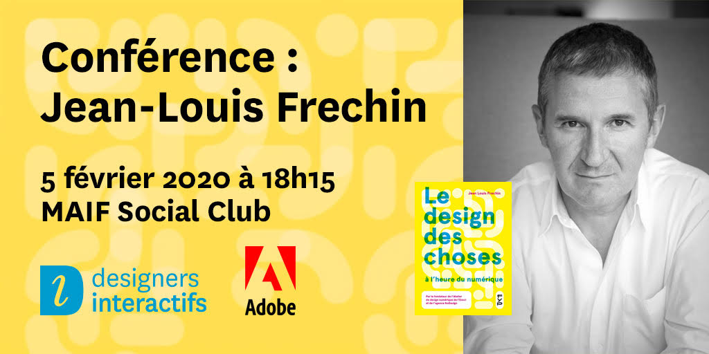 Conférence Jean louis Frechin