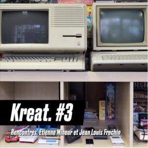 Kreat, Podcast