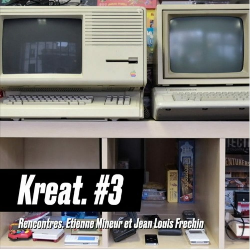 Kreat, Podcast